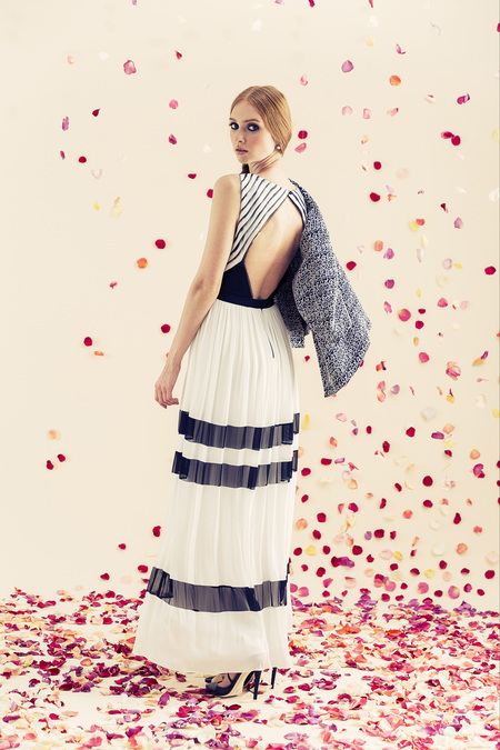 Alice & Olivia Resort 2014 from Style.com
